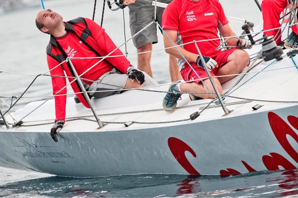 sailing app